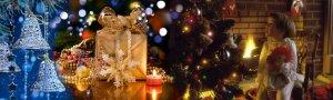 Рождество в Подмосковье