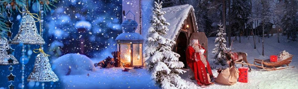 Новогодние каникулы в Подмосковье