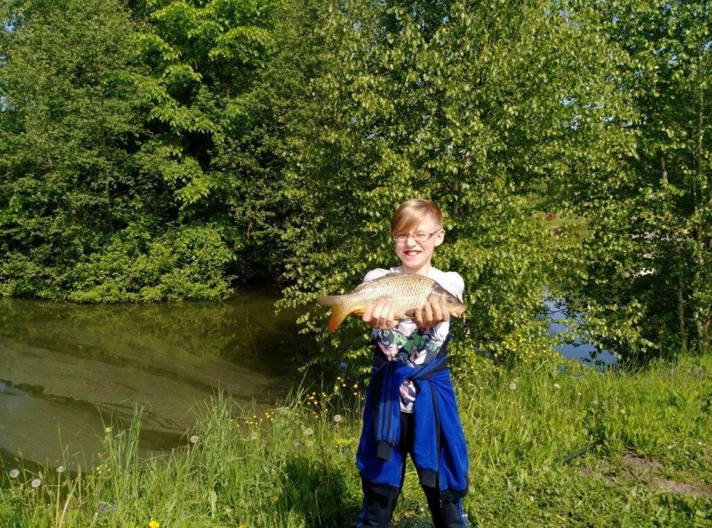 Рыбалка с проживанием в Подмосковье В Морозовке