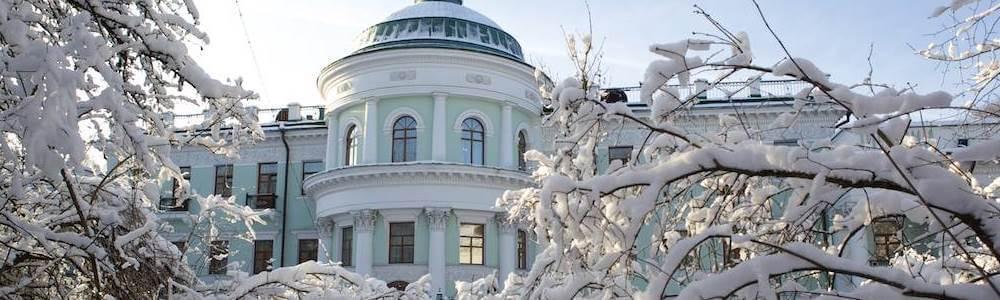 Встреча Нового Года в Парк Отеле Морозовка - Газпром