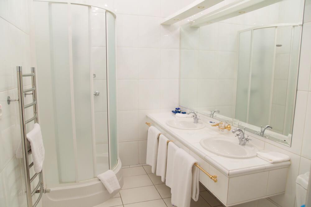 Ванная комната номер стандарт