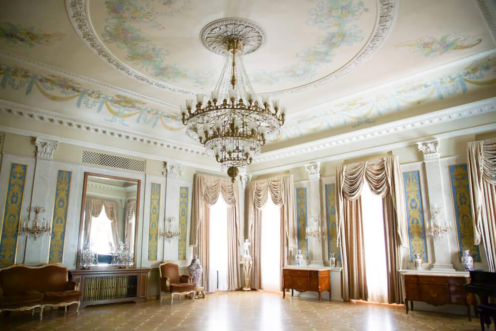 Музыкальный салон Парк Отеля Морозовка