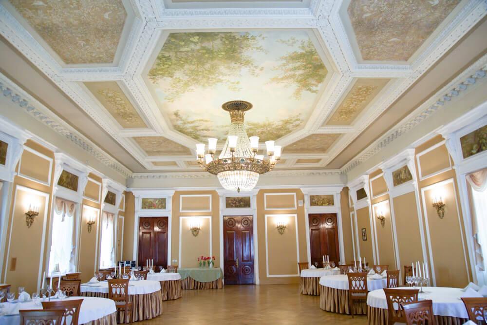 Свадебный банкетный зал Морозовка