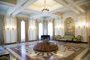 """Конференц - Зал """"Гостиная"""" Парк Отель Морозовка - Пансионат Газпром"""