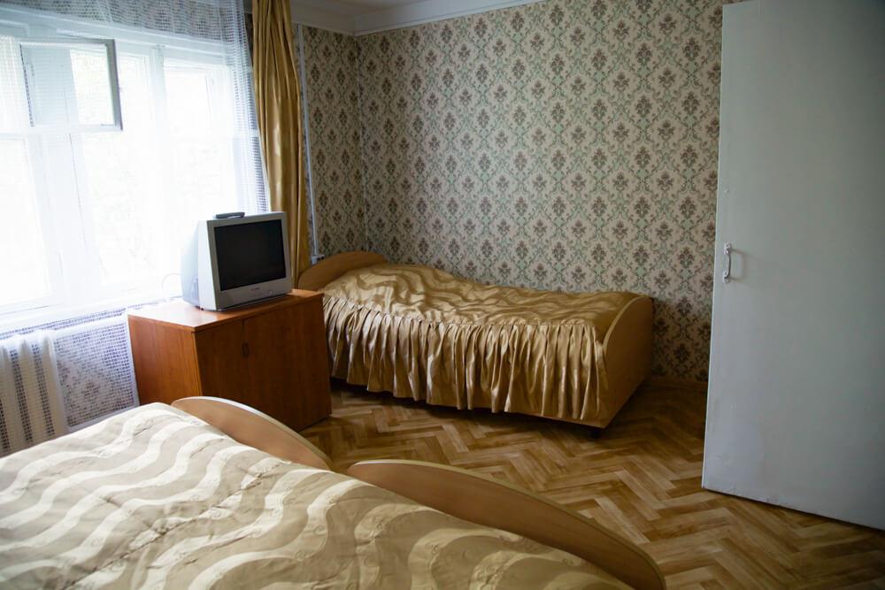 Дача 6ти местная - спальня