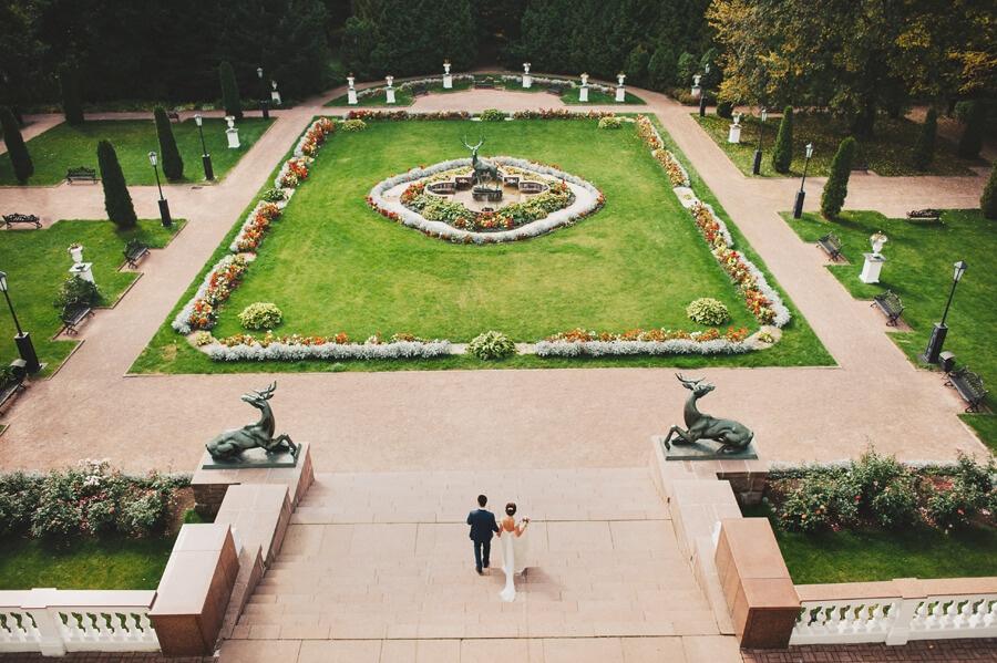 Свадьбы в Парк Отеле Морозовка