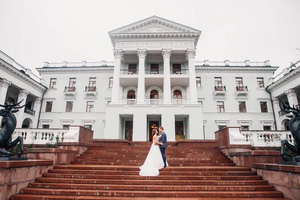 Свадьба в Усадьбе в Подмосковье