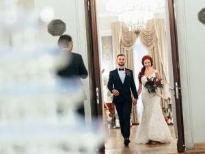 Жених и невеста в Музыкальном салоне