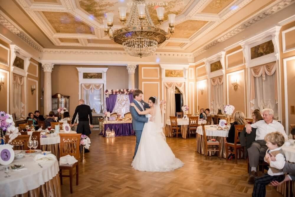Свадьба в ресторане Главного коорпуса