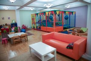 Детская комната на цокольном этаже Главного корпуса