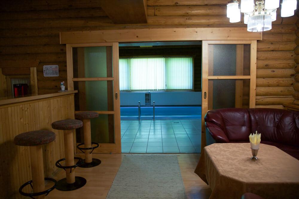 Комната отдыха Гостевой дом