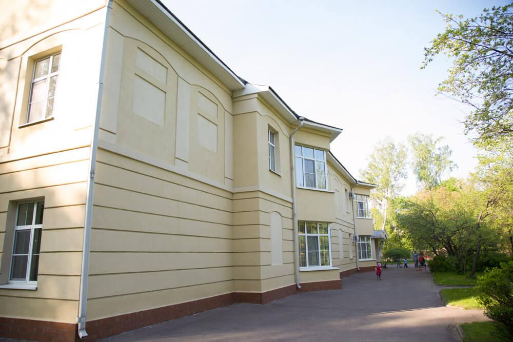Здание Филиал Главного корпуса Морозовка