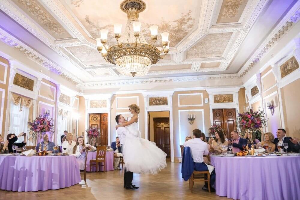 Свадьба в ресторане отеля Морозовка главный корпус
