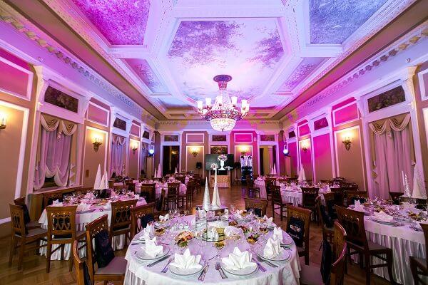 Свадебное мероприятие в Морозовке
