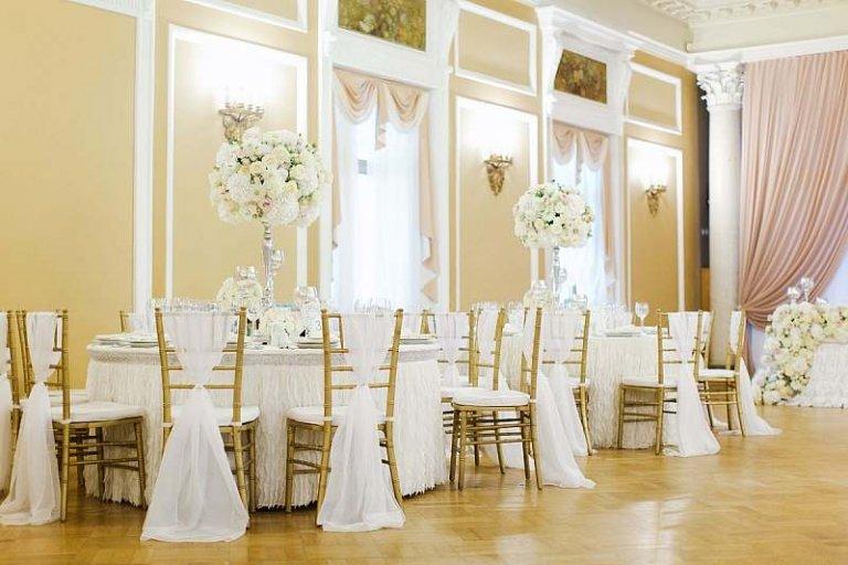 Аренда зала для свадьбы в Подмосковье