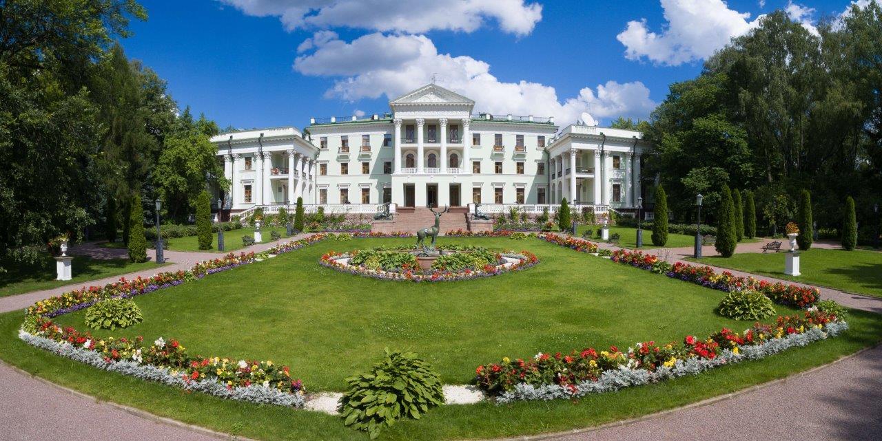Парк Отель Морозовка - Главный корпус усадьбы