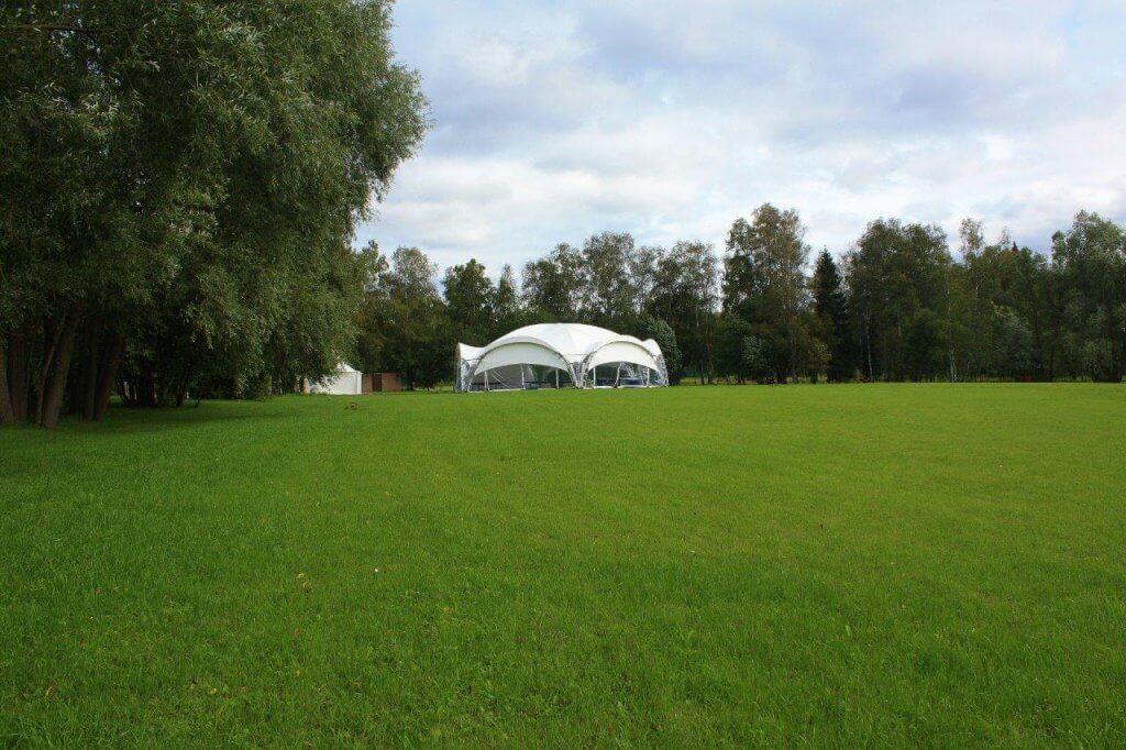 Аренда шатра на свадьбу в Подмосковье