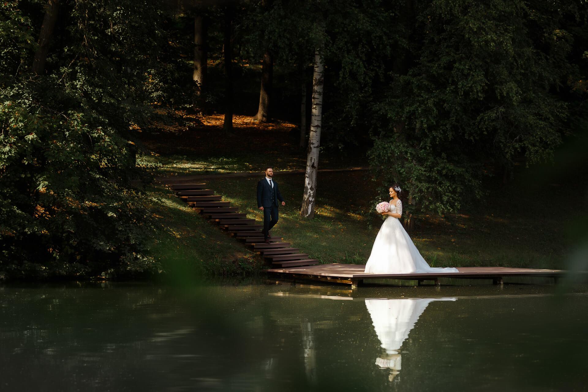 Свадьба в Подмосковье в усадьбе