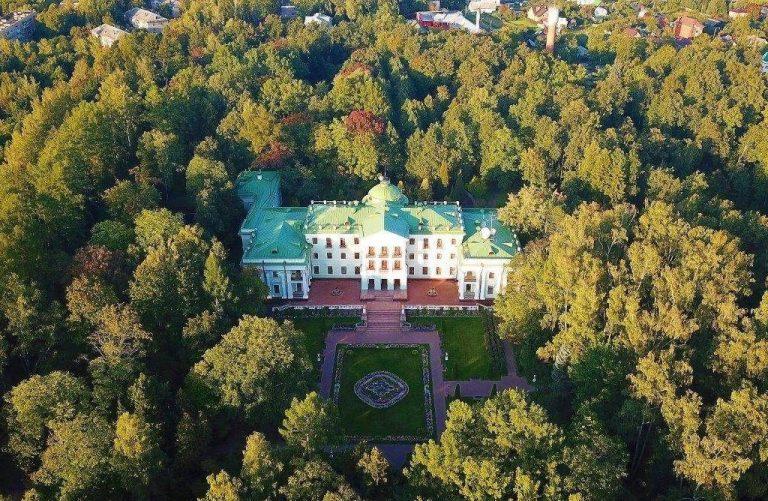 Экскурсия в дворянскую усадьбу в Подмосковье