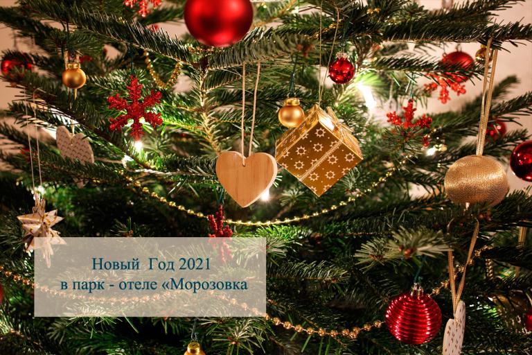 Новогодние праздники 2021 в Подмосковье